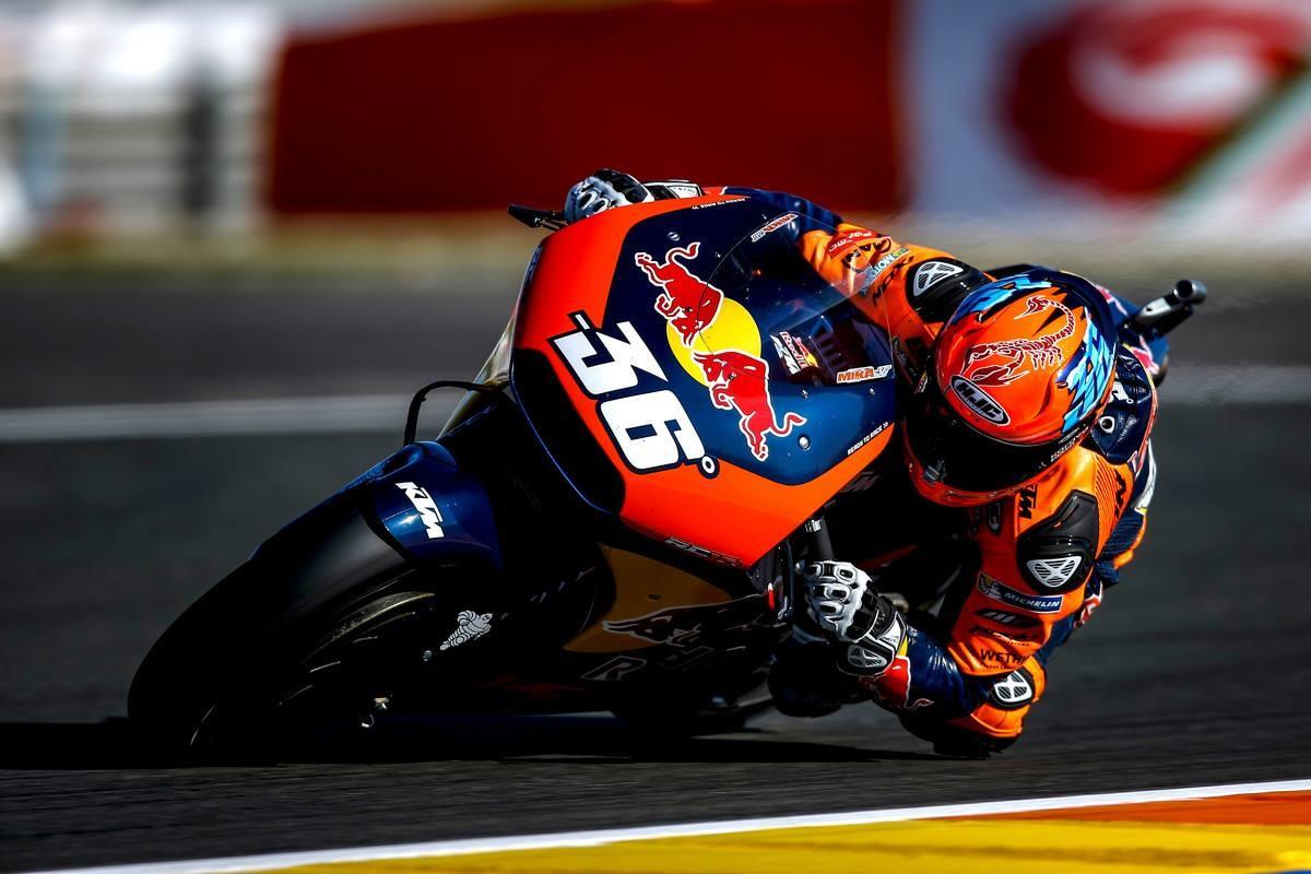 Foto de KTM MotoGP GP Valencia 2016 (6/18)