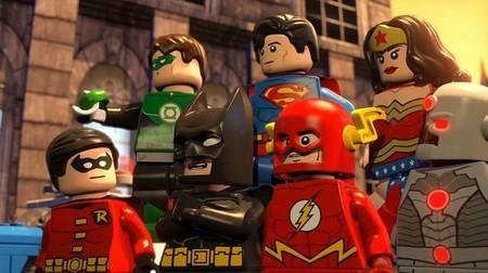 Los superhéroes de