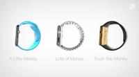 CollegeHumor explica la principal diferencia entre el Apple Watch Edition y un Rolex
