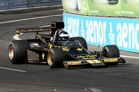 Lotus Renault GP podría tener problemas con su nueva decoración en el Gran Premio de Canadá