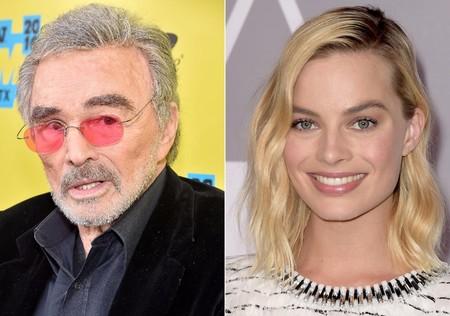 Margot Robbie y Burt Reynolds se unen a la película de Tarantino sobre el Hollywood del 69