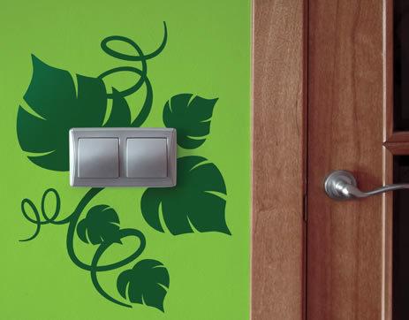 Foto de Vinilos adhesivos para interruptores (3/4)