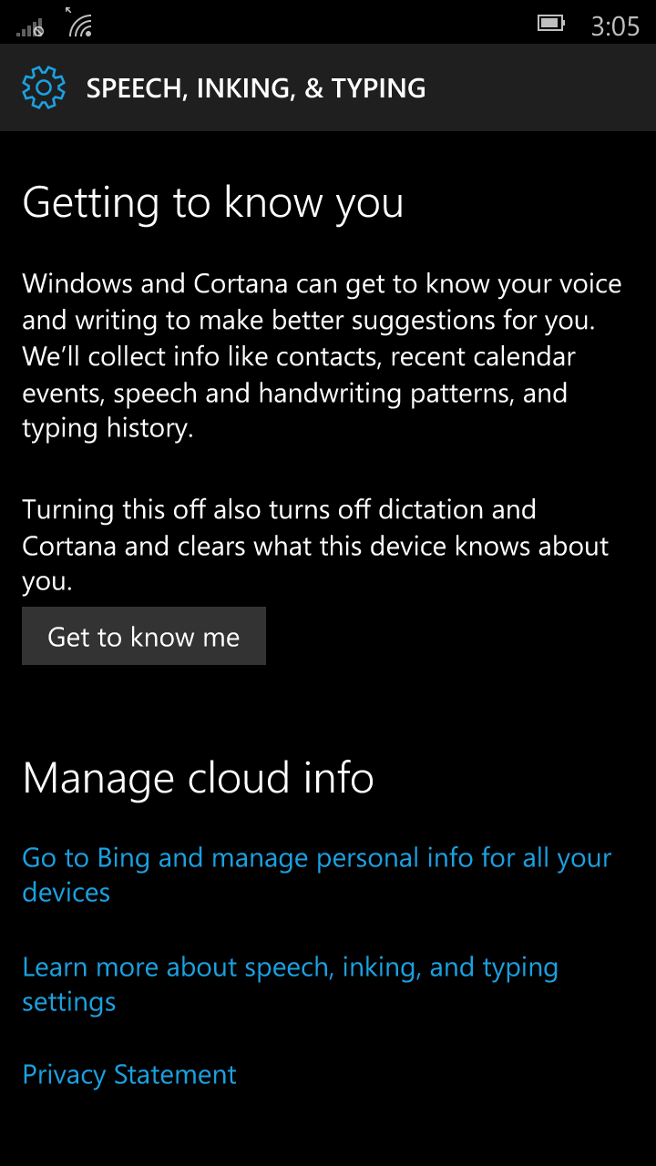 Foto de Windows 10 Mobile build 10136 (67/92)