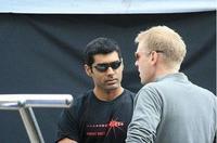Bernie Ecclestone puso a Karun Chandhok en la Fórmula 1