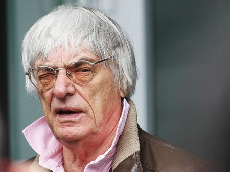 Bernie Ecclestone quiere 9 escuderías y Ferrari en la parrilla