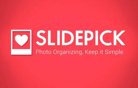 SlidePick, organiza y respalda todas tus fotos de forma ágil y sencilla