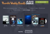 Humble Bundle lanza un pack con juegos de Android en honor a Charlie Hebdo