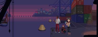 Análisis de The Red Strings Club: la revolución cyberpunk que se fraguó entre cubatas