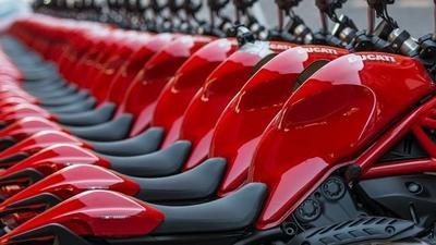 Récord de ventas anuales para Ducati