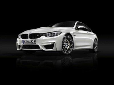 BMW M3 y BMW M4 vestirán el Competition Package para recibir a la primavera