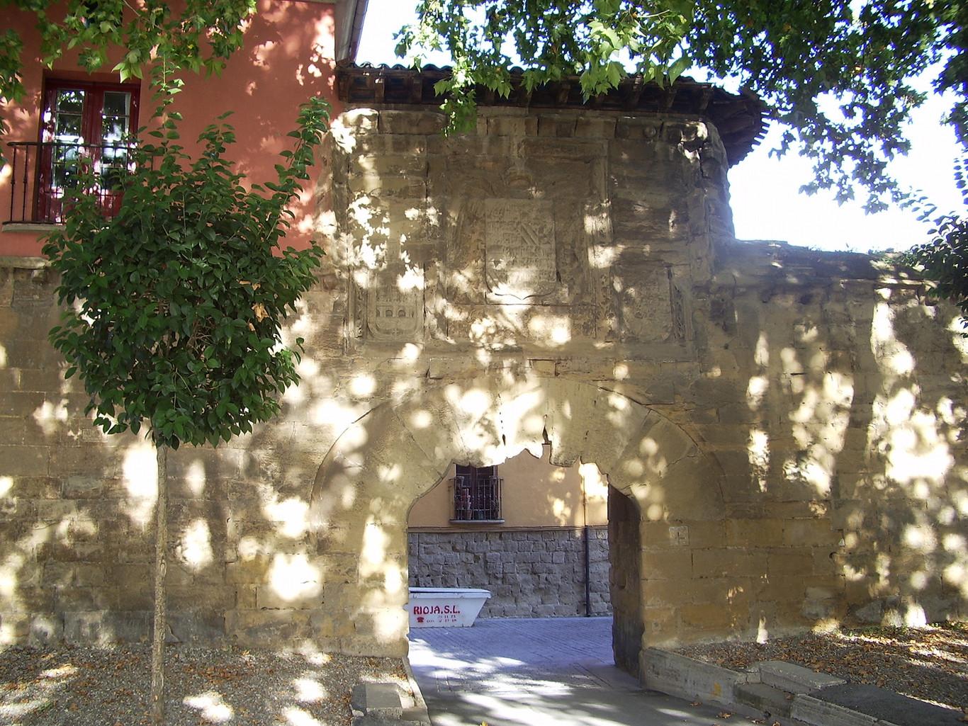 Visitas guiadas a las murallas y el Cubo de Revellín, en Logroño