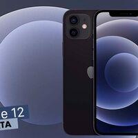 Nuevo precio mínimo en Amazon para el iPhone 12 de 128 GB: en color negro lo tienes por 80 euros menos