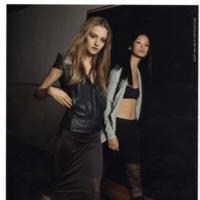 TopShop, campaña Primavera-Verano 2010 con Amanda Norgaard y Kiki Kang