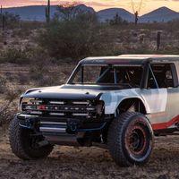 Ford está dispuesta a vender el Bronco R de carreras si los clientes están dispuestos a pagar por él