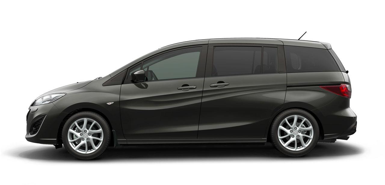 Foto de Mazda5 2010 (59/121)