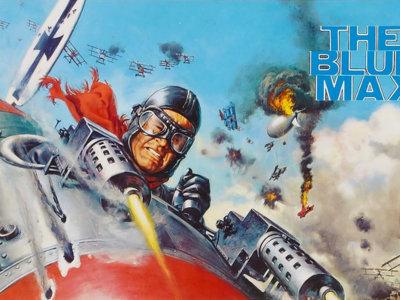 Jerry Goldsmith | 'Las águilas azules', de John Guillermin