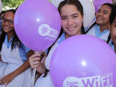 Durante el primer semestre de 2017 Barranquilla se beneficiará con la instalación de 101 Zonas WiFi Gratis