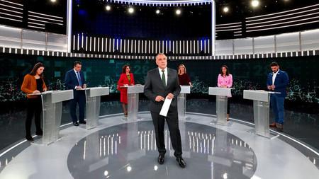 debate a seis