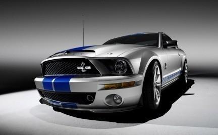 2008 Shelby Mustang GT500KR 40th Anniversary Edition, el retorno del rey