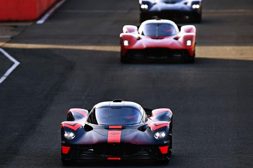 El WEC de los hiperdeportivos se tambalea: Aston Martin paraliza su proyecto para correr con el Valkyrie