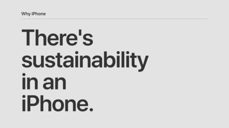 Apple promueve la privacidad y sostenibilidad del iPhone en sus nuevos anuncios