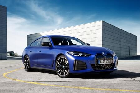 Ojo con el nuevo BMW i4 M50: el primer coche eléctrico de BMW M es una bestia de tracción total y 544 CV
