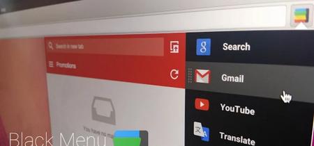 Con esta extensión puedes acceder a todos los servicios de Google desde un menú flotante en Chrome