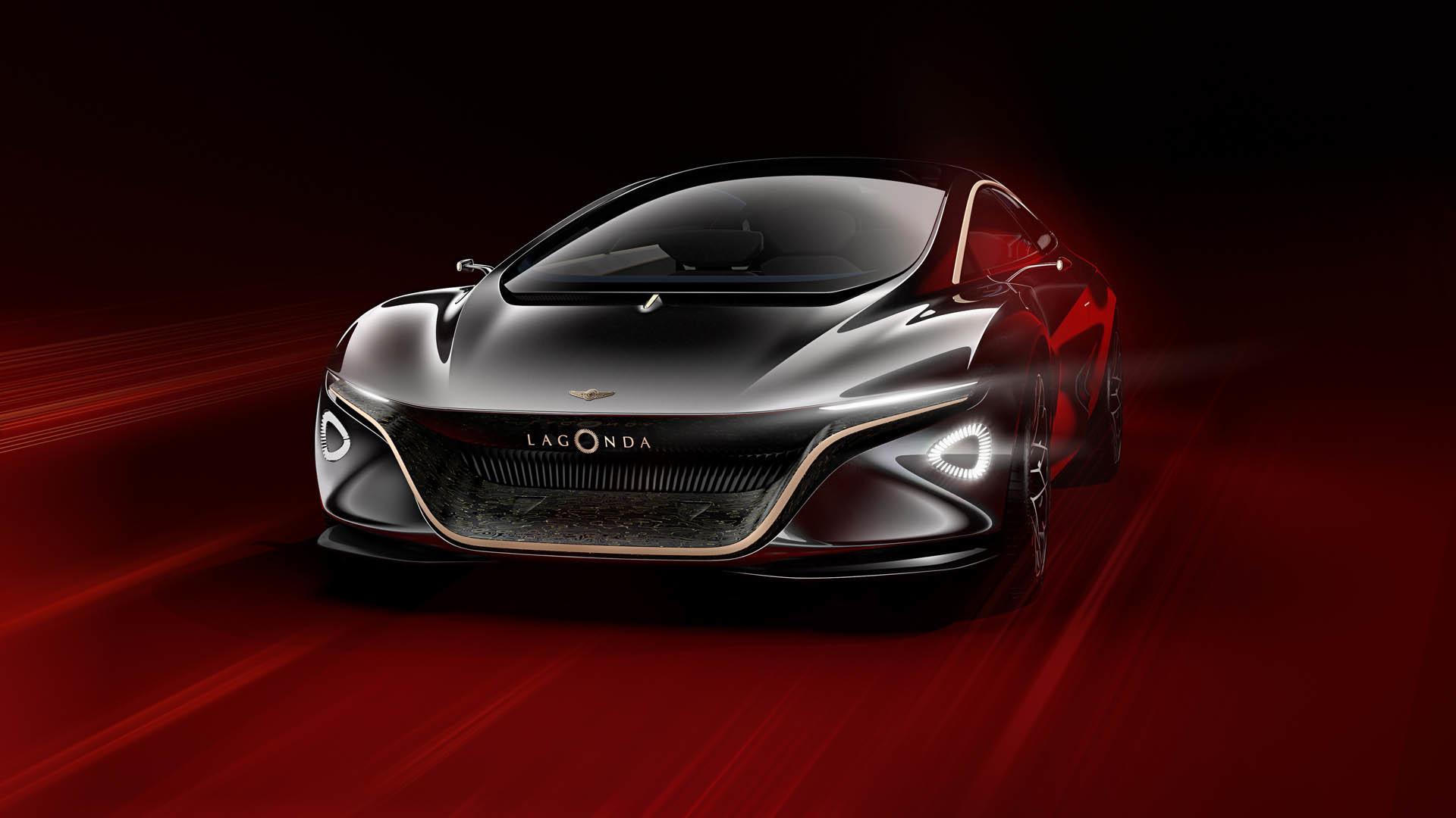 Foto de Aston Martin Lagonda Vision Concept (4/22)