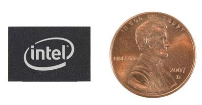 Intel Z-P140, el chip SSD más pequeño