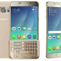 Keyboard Cover para Galaxy Note 5 y Galaxy S6 Edge+, así es la carcasa frontal con teclado físico