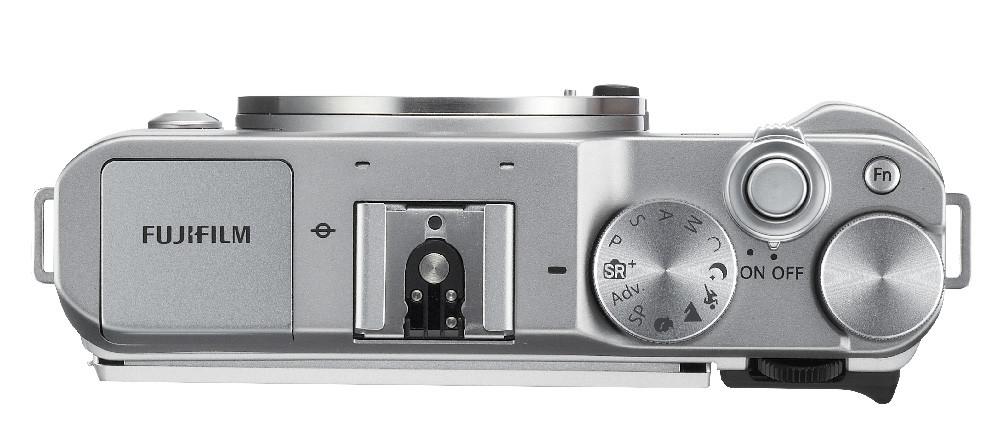 Fuji X A3 Silver Top