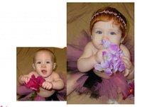 Baby Bangs, diademas con pelo para bebés