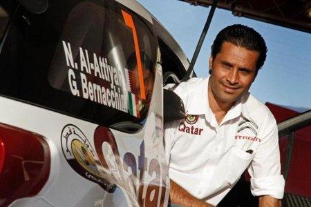 Nasser Al-Attiyah confirma que Qatar no comprará Citroën Racing