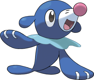 Pokemon Sol Luna Popplio