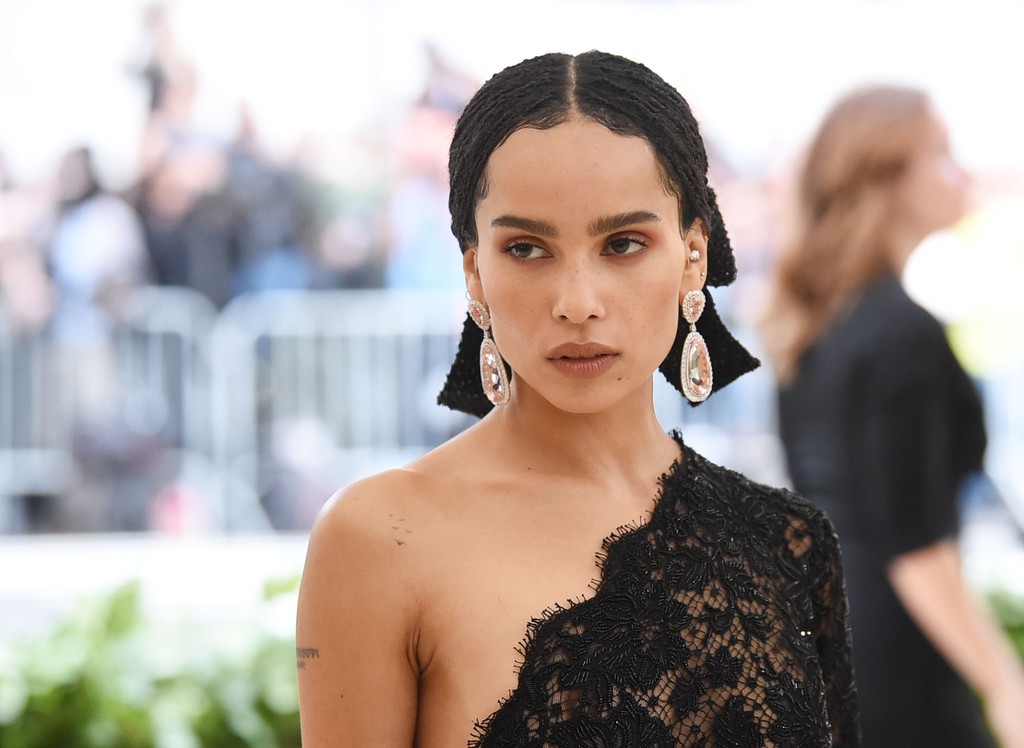 Zoe Kravitz will be Catwoman in the reboot of