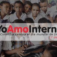Colombia celebra el día internacional del Internet