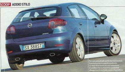 Fiat Stilo II Bravo