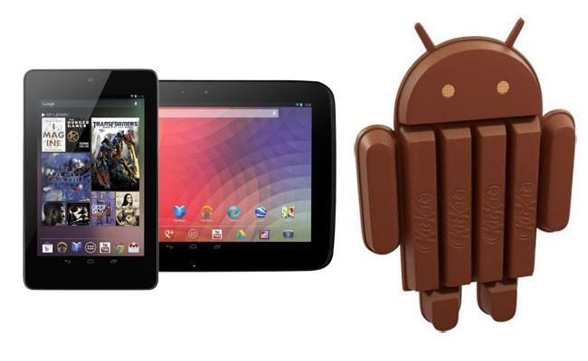 Nexus 7 y 10