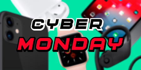 Cyber Monday 2019: Mejores ofertas en iPhone, iPad, Mac y Apple Watch