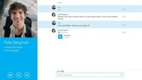 Skype para Windows 8.1 se actualiza con mejoras  en la invisibilidad y la posibilidad de cerrar sesión