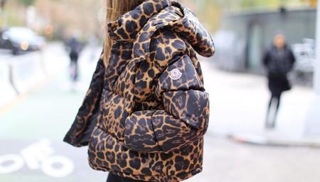 Los plumones más salvajes se visten con el estampado leopardo