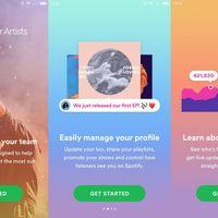 Spotify para Artistas: la aplicación para que los músicos fortalezcan su relación con los fans