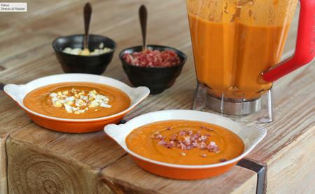 Cómo hacer porra antequerana, la receta tradicional malagueña