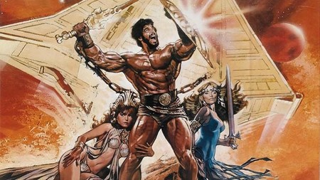Cine en el salón. 'El desafío de Hércules', péplum de connotaciones lisérgicas