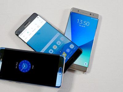 Samsung espera aumentar sus beneficios a pesar de los problemas con el Galaxy Note 7