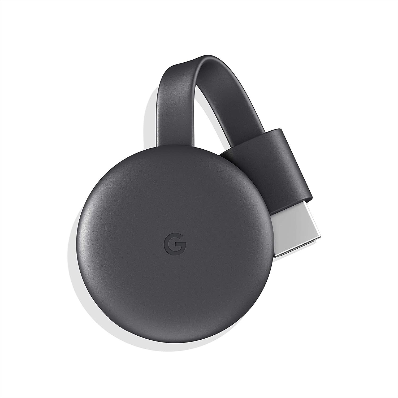 Google Chromecast 3ra generación - Negro
