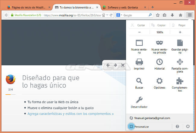 Foto de Firefox 29 con Australis (2/4)