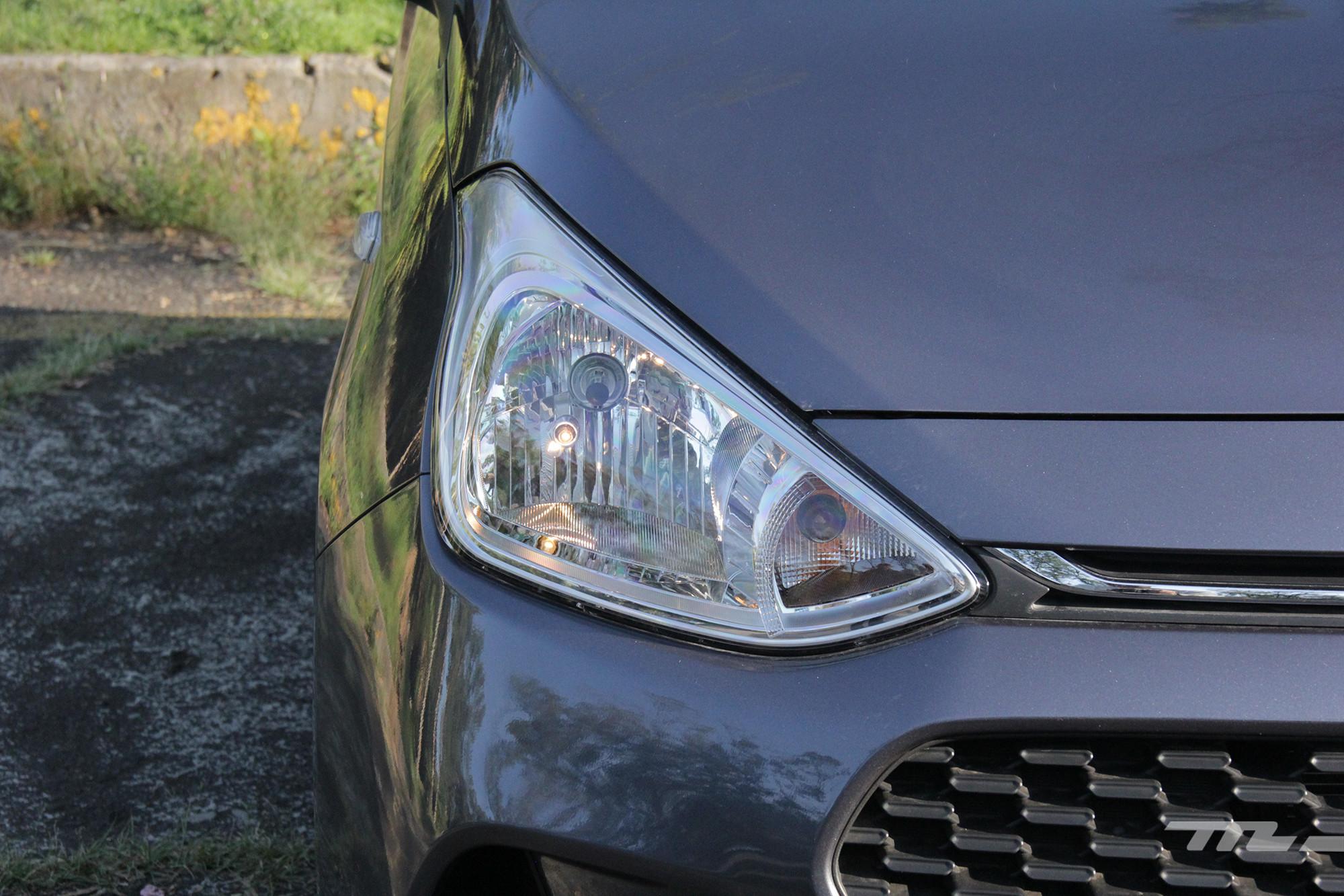Foto de Hyundai i10 Grand Hatc (10/26)