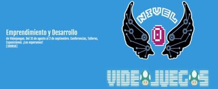 Te invitamos a Nivel 0, evento de emprendimiento y desarrollo de videojuegos