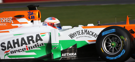 Paul di Resta espera un inicio de temporada fuerte para Force India